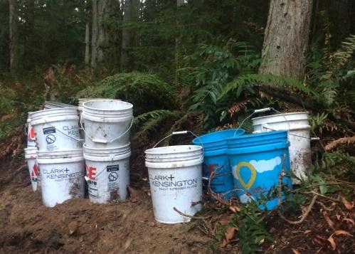 Staged Buckets