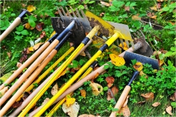 Tools for volunteers...