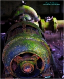 Very old pump...